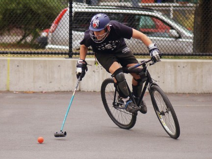 MONTECRISTO: Bike Polo
