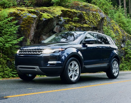 MONTECRISTO: The Range Rover Evoque