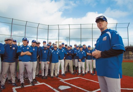 MONTECRISTO Magazine: UBC Baseball's Home Advantage