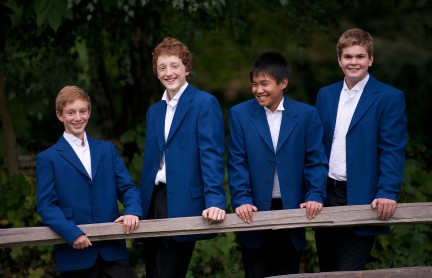 MONTE Blog: British Columbia Boys Choir