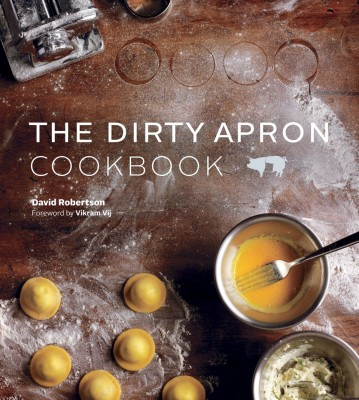 MONTE Magazine: Dirty Apron Cookbook