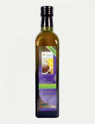 MONTE Magazine: Alligga Flaxseed Oil