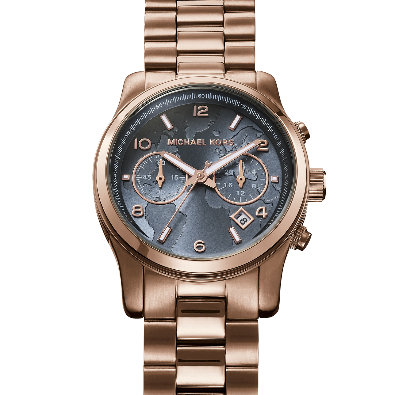 f66c91885549 Michael Kors Watch Hunger Stop. A limited-edition ...