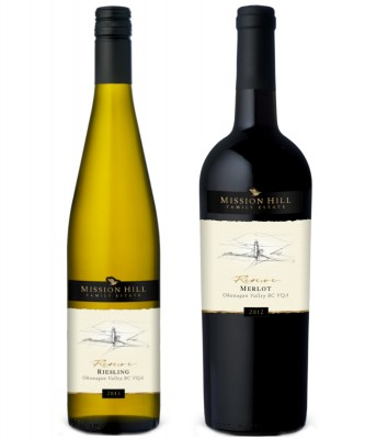 Wine Wednesday: Mission Hill Reserve