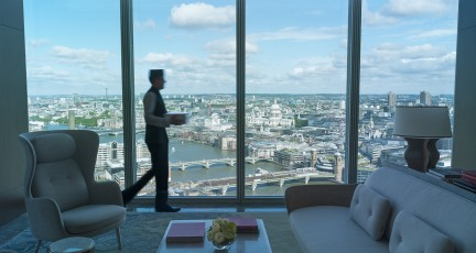 MONTE Blog: The Shangri-La, At The Shard