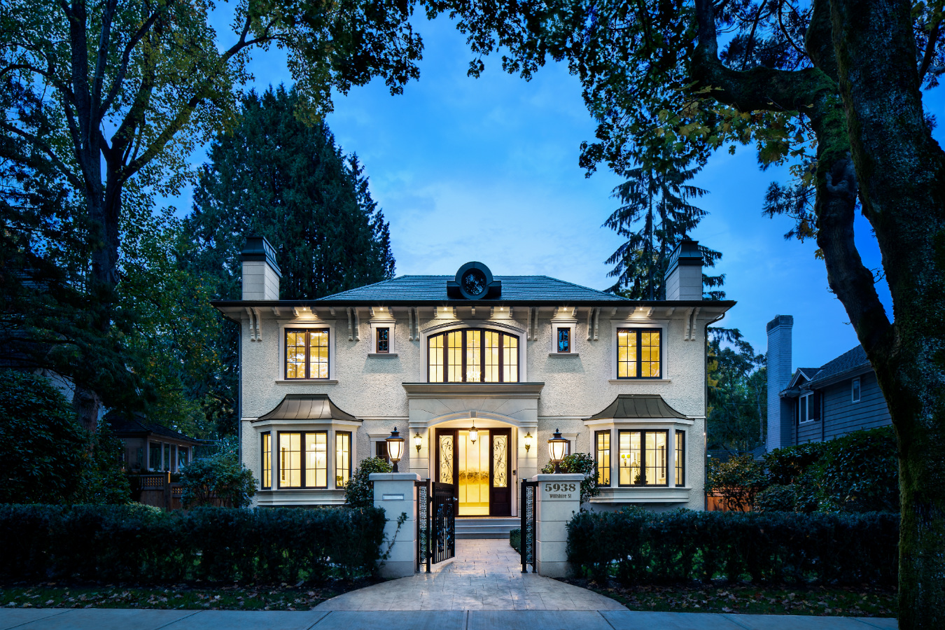 Versace House Vancouver