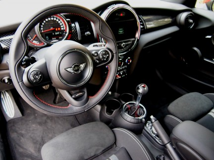 MONTE Blog: 2016 Mini John Cooper Works