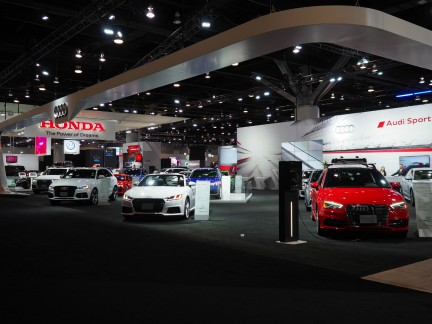 MONTEBlog: International Auto Show