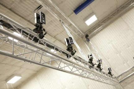 Vancouver Film School's Performance Capture Studio