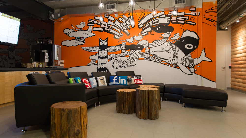 Image result for hootsuite office