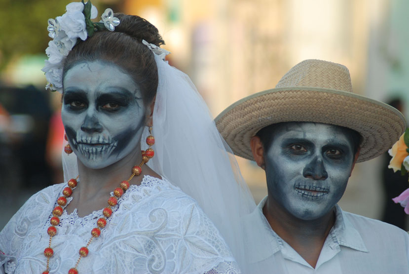 Spending the Day of the Dead in Mexico City