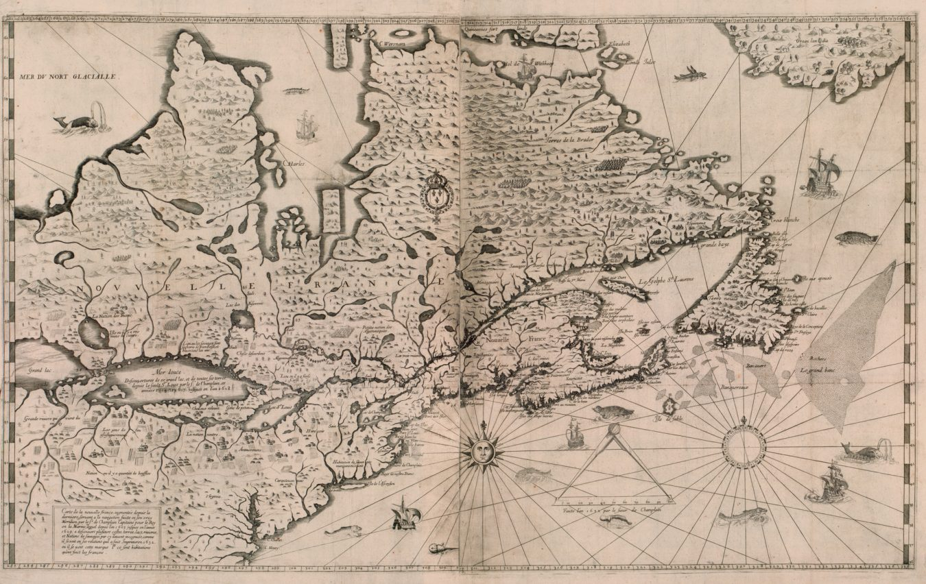 Map Of Canada History.A History Of Canada In Ten Maps Montecristo
