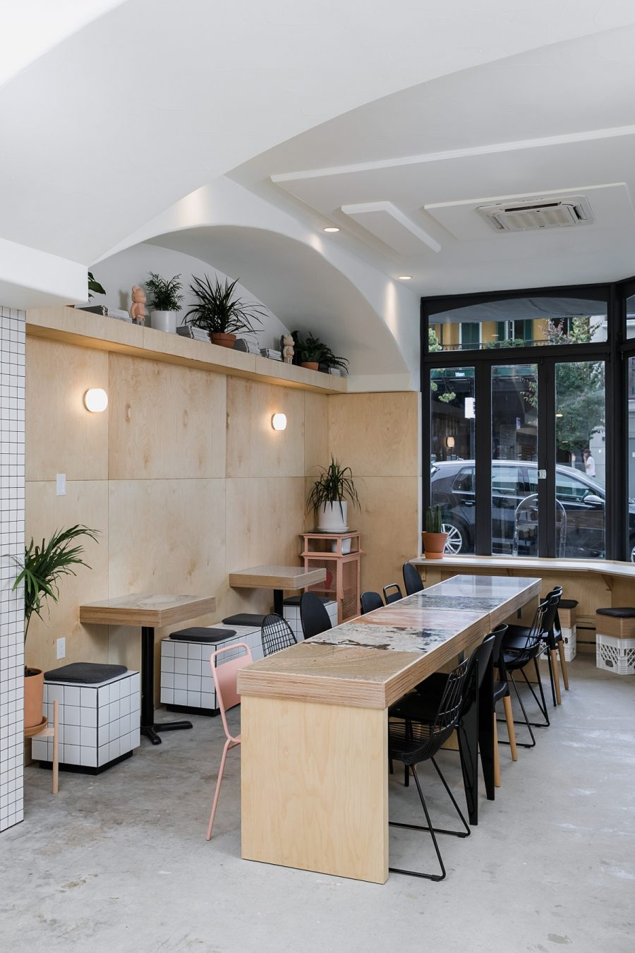 new cafes vancouver