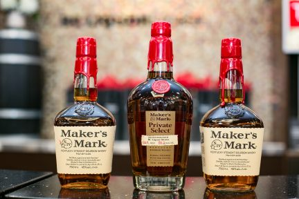 Maker's Mark Private Select for British Columbia