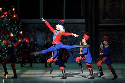 "Goh Ballet's ""Nutcracker"" Turns 10"