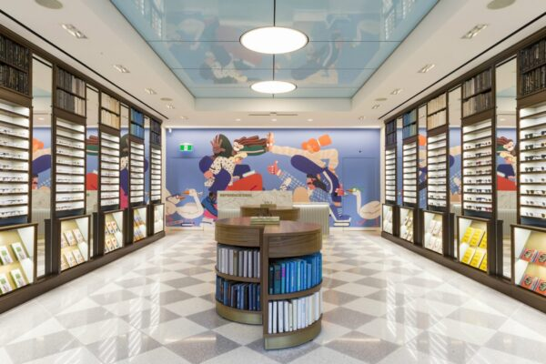 Warby Parker Vancouver
