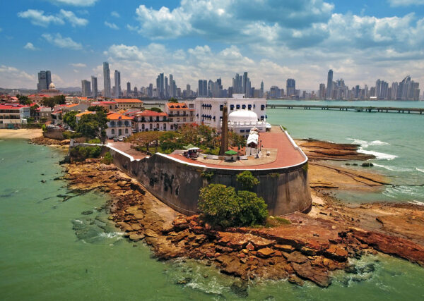 Discovering Panama City