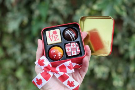 ChocolaTas Canada Day Items