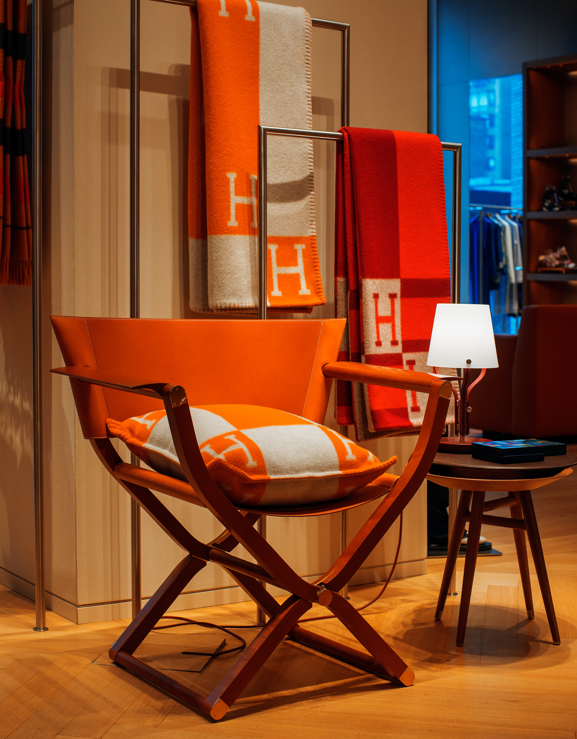 Hermès Chair