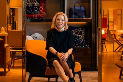 Jennifer Carter, Hermes CEO crop
