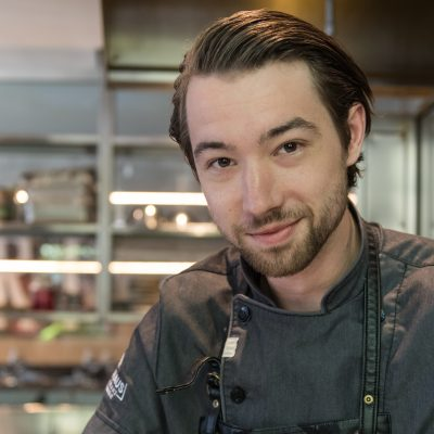 Bauhaus Executive Chef Christian Kuehnel