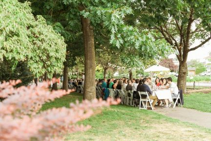 Fresh Roots' Schoolyard Harvest Longtable Dinner. Photography by Andrea Fernandez.