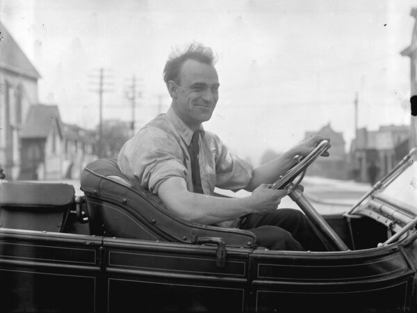 The Unofficial History of Handsome Harry Hooper, Vancouver's First Taxi Driver (Maybe)