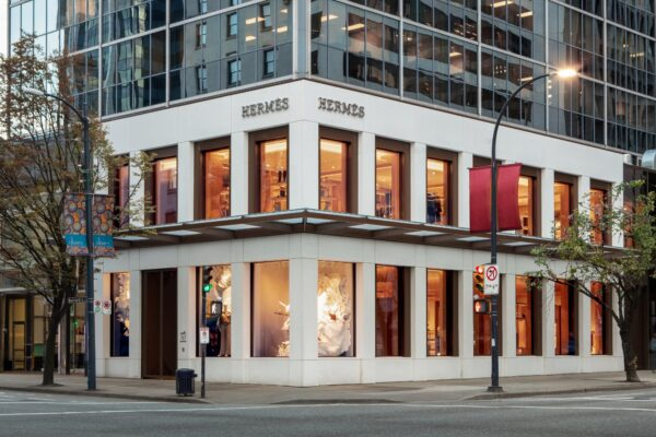 Hermès Opened its Flagship Store and Vancouver Came Out to Celebrate