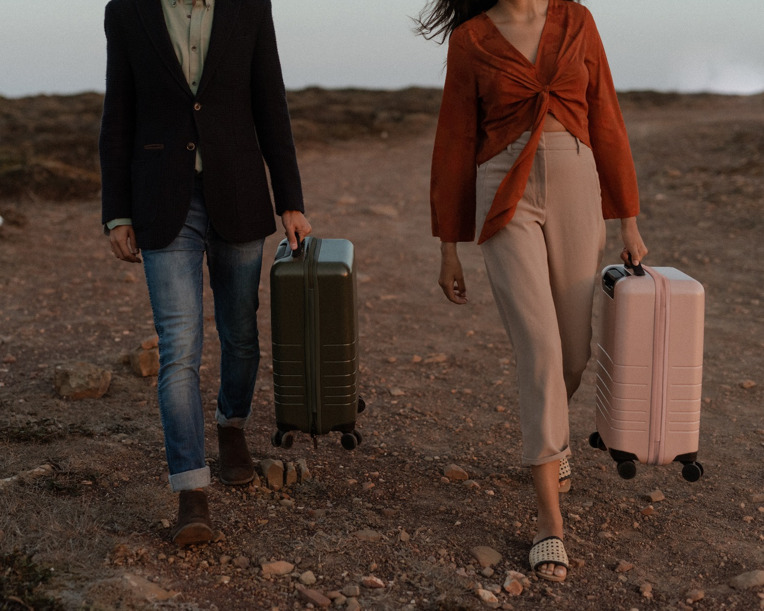 These Durable Suitcases are Designed in Vancouver