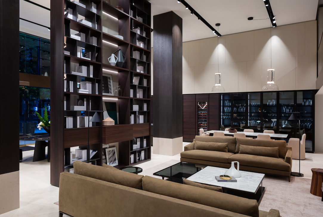 Poliform Vancouver luxury furniture showroom opens in Vancouver