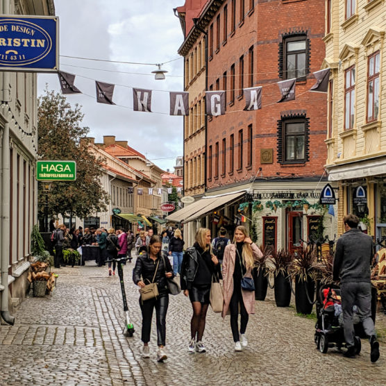 Gothenburg is Sweden's Stylish Second City