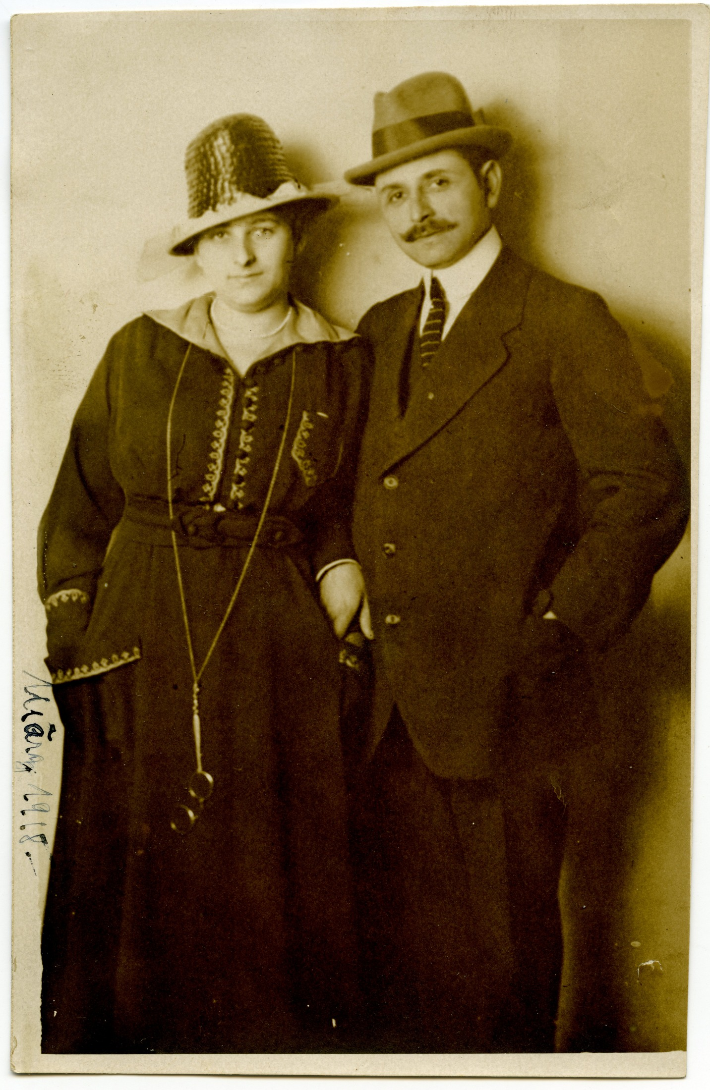 Max and Gertrud Hahn