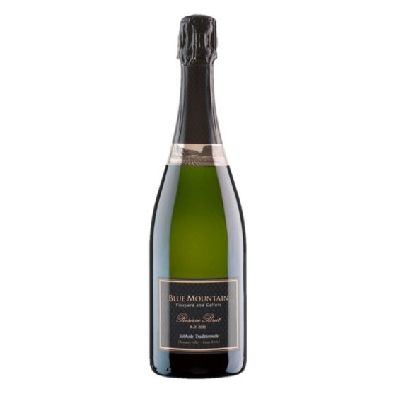Blue Mountain Vineyards and Cellars 2011 Reserve Brut
