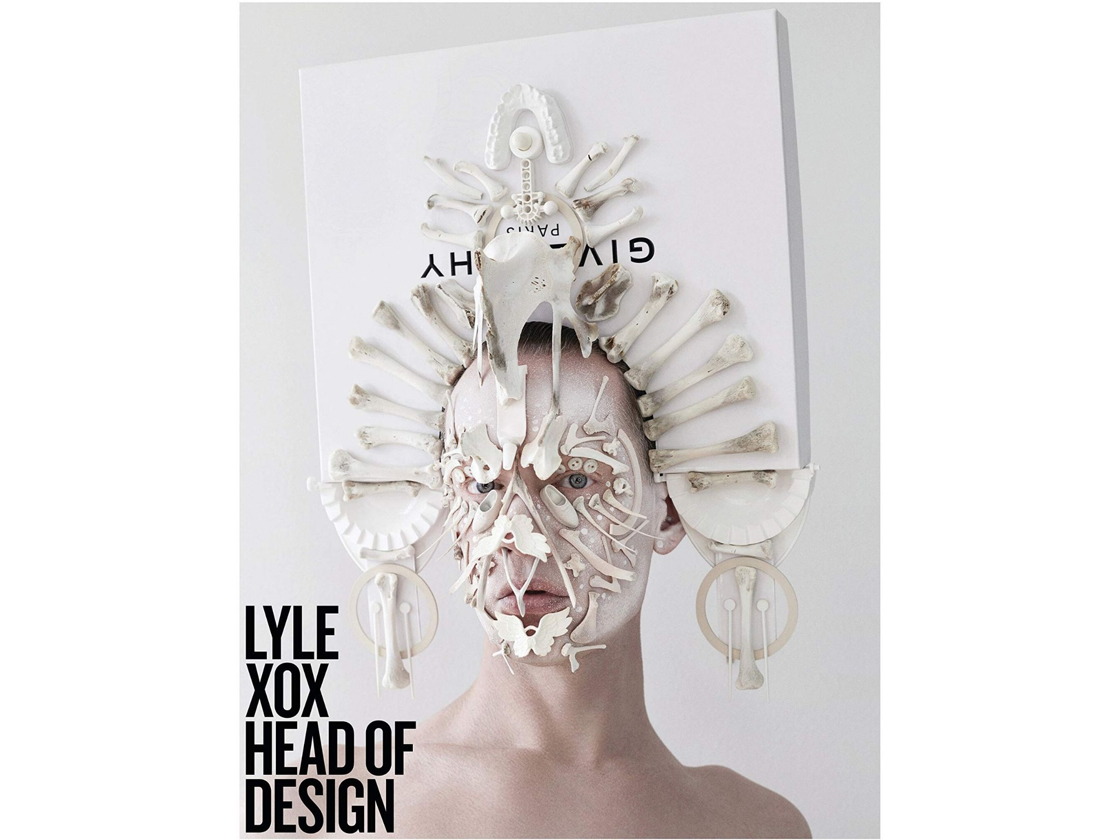 Lyle XOX: Head of Design Book by Rizzoli