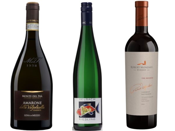 3 Best Wines for the Holidays