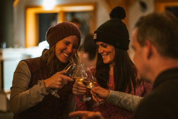 Wine And Skis Pair Perfectly at Oliver Osoyoos Wine Festival